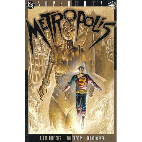 Superman-s-Metropolis