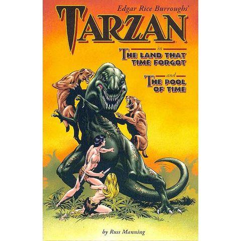 Tarzan---The-Land-That-Time-Forgot