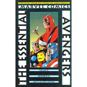Essential-Avengers---Volume-1