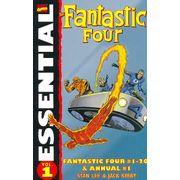 Essential-Fantastic-Four---Volume-1