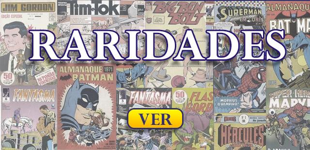Banner Raridades