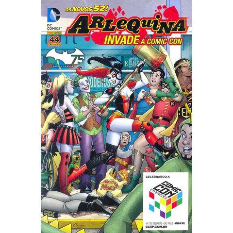 Arlequina-Invade-a-Comic-Com