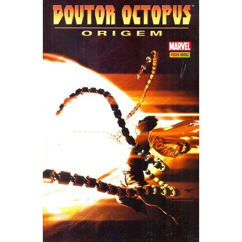 Doutor-Octopus---Origem