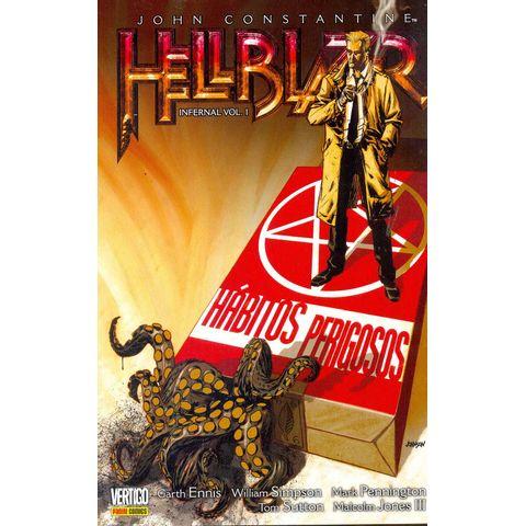 John-Constantine---Hellblazer---Infernal---Volume---1---Habitos-Perigosos