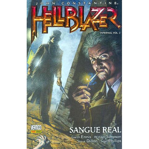 John-Constantine---Hellblazer---Infernal---Volume---2---Sangue-Real