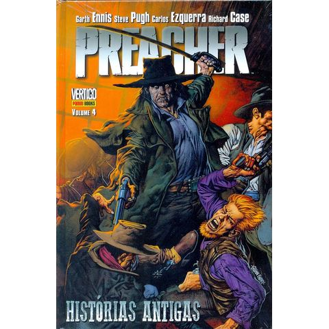 Preacher---Volume-4---Historias-Antigas