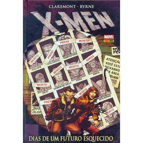X-Men---Dias-de-um-Futuro-Esquecido--capa-dura-