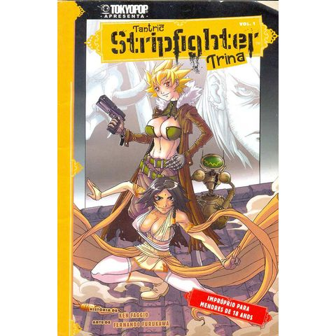 tantric-stripfighter-trina-vol-1