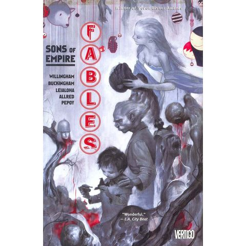 Fables---Sons-of-Empire---Volume-9