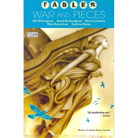 Fables---War-and-Pieces---Volume-11