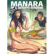 Manara---HP-e-Giuseppe-Bergman---Tome-2---La-Route-de-Macondo