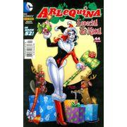 Arlequina---Edicao-de-Natal