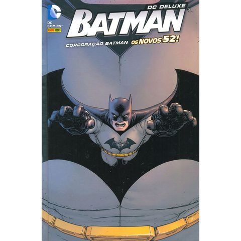 DC-Deluxe--Batman---Corporacao-Batman---Os-Novos-52