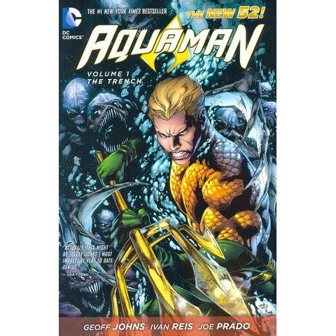Aquaman---The-Trench