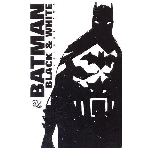 Batman---Black-and-White---Volume---2