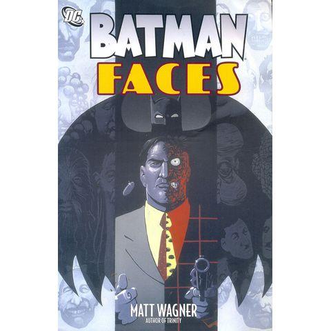 Batman---Faces