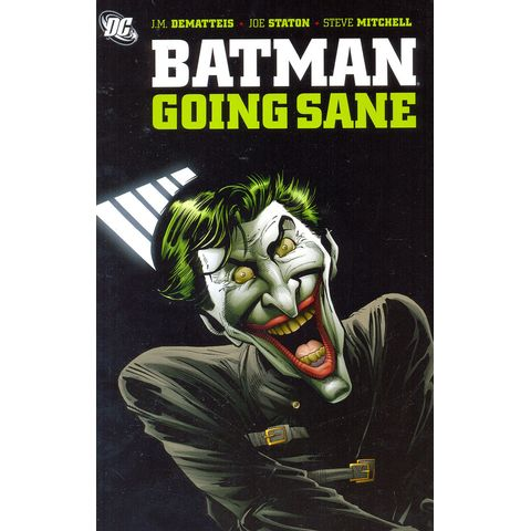 Batman---Going-Sane