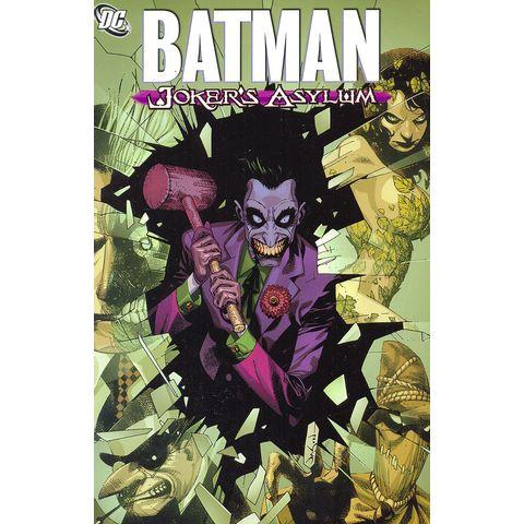 Batman---Joker-s-Asylum