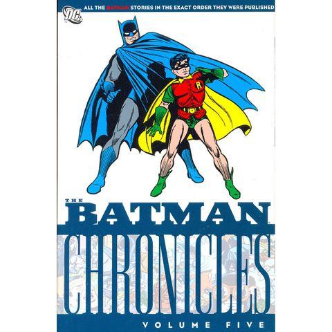 Batman-Chronicles---Volume---05