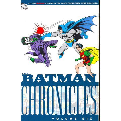 Batman-Chronicles---Volume---06
