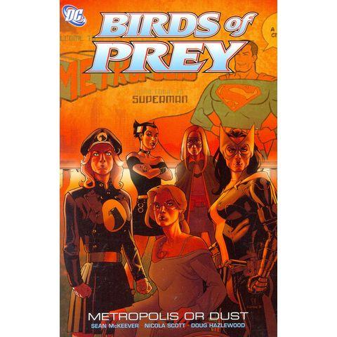 Birds-of-Prey---Metropolis-or-Dust