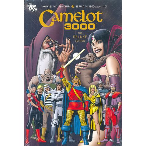 Camelot-3000---The-Deluxe-Edition--HC-