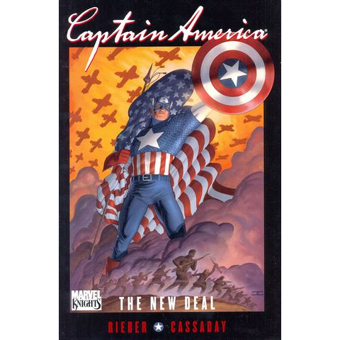 Captain-America---The-New-Deal--HC-