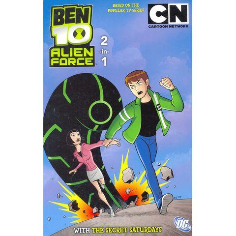 Cartoon-Network-2-in-1---Ben-10-Alien-Force---The-Secret-Saturdays