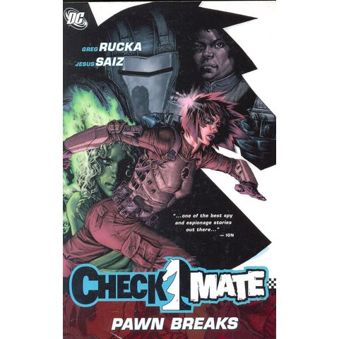 Checkmate---Pawn-Breaks
