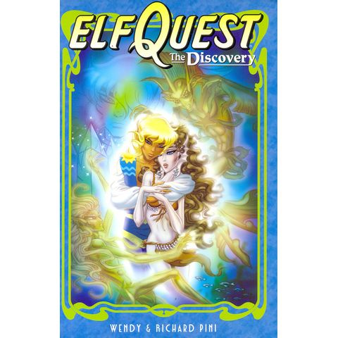 Elfquest---The-Discovery