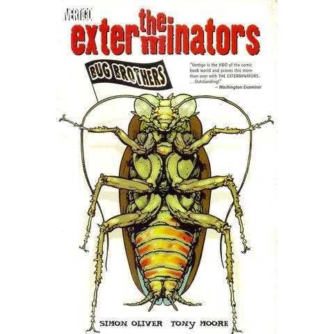 Exterminators---Volume---1