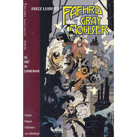 Fafhrd---Gray-Mouser---Book---1