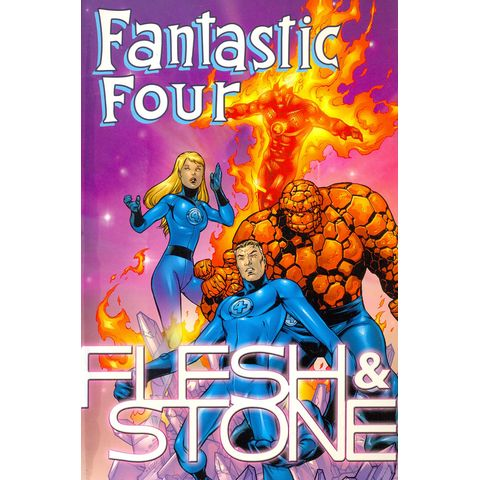 Fantastic-Four---Flesh-and-Stone