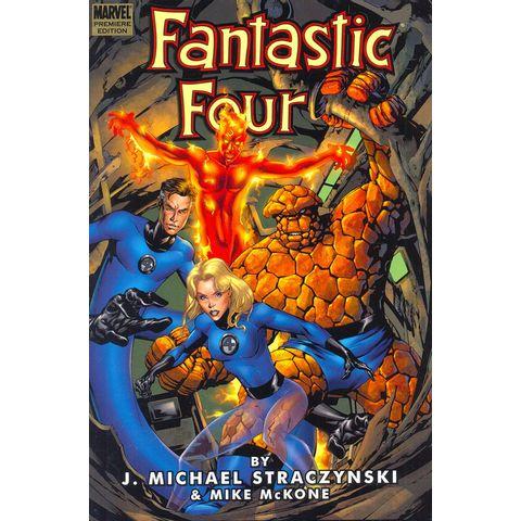 Fantastic-Four-by-J.-Michael-Straczynski--HC----Volume---1