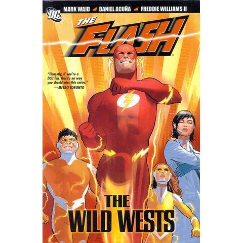 Flash---The-Wild-Wests--HC-