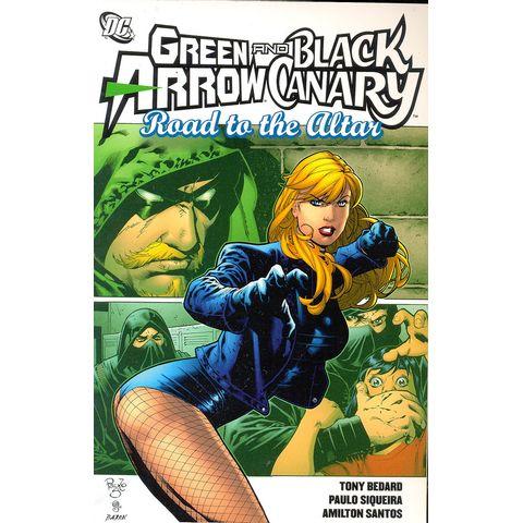 Green-Arrow---Black-Canary---The-Wedding-Album--HC-