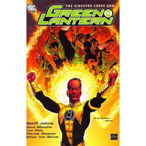 Green-Lantern---The-Sinestro-Corps-War--HC----Volume---1