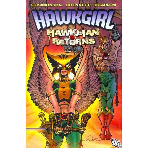 Hawkgirl---Hawkman-Returns--HC-