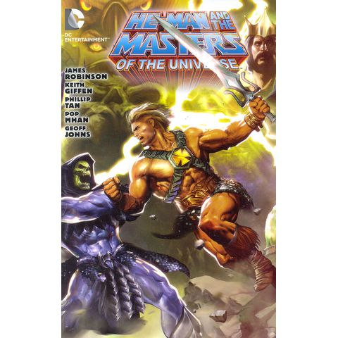 He-Man-and-the-Masters-of-the-Universe---Volume---1