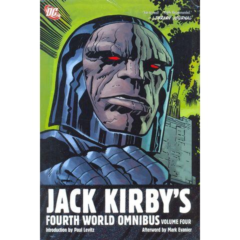Jack-Kirby-s-Fourth-World-Omnibus---Volume---4