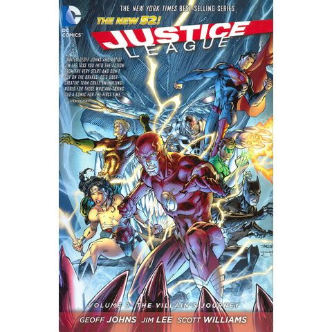 Justice-League---The-Villain-s-Journey