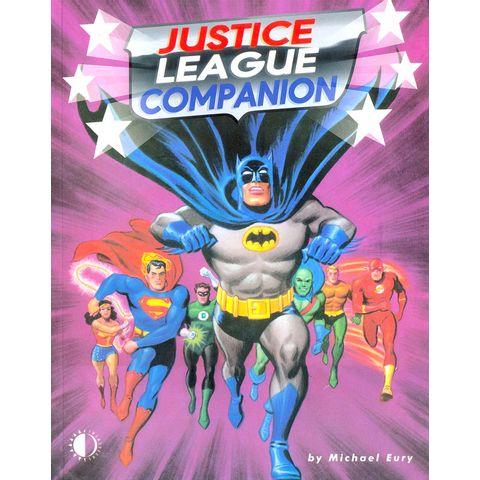 Justice-League-Companion