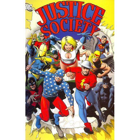 Justice-Society---Volume---1