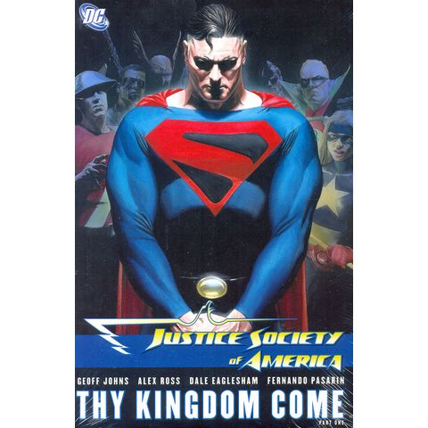 Justice-Society-of-America--Thy-Kingdom-Come--HC----Volume---1