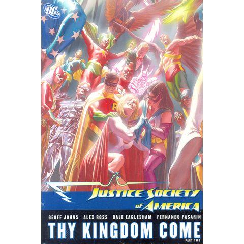 Justice-Society-of-America--Thy-Kingdom-Come--HC----Volume---2