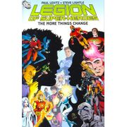 Legion of Super-Heroes - The More Things Change