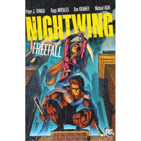 Nightwing---Freefall