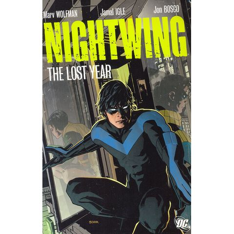 Nightwing---The-Lost-Year