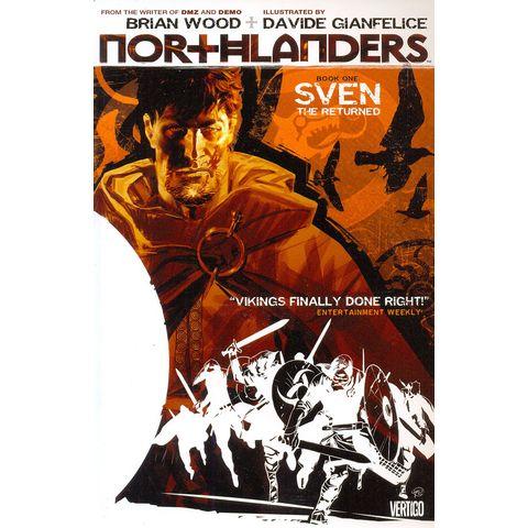 Northlanders---Volume---1---Sven-the-Returned