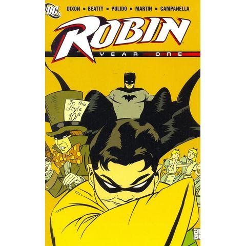 Robin---Year-One
